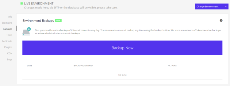 Automatic and Manual WordPress Backups