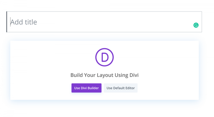 Elegant Themes Review: Divi Builder Choice