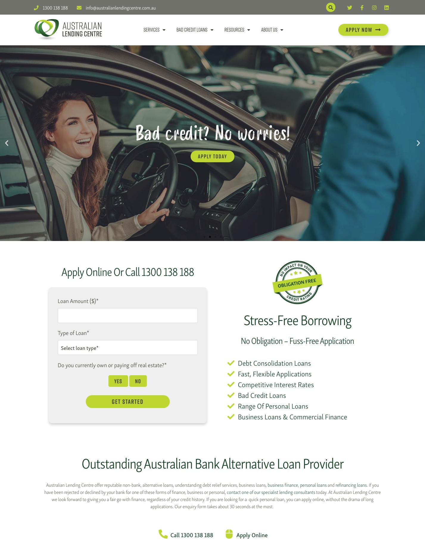 australianlendingcentre.com.au