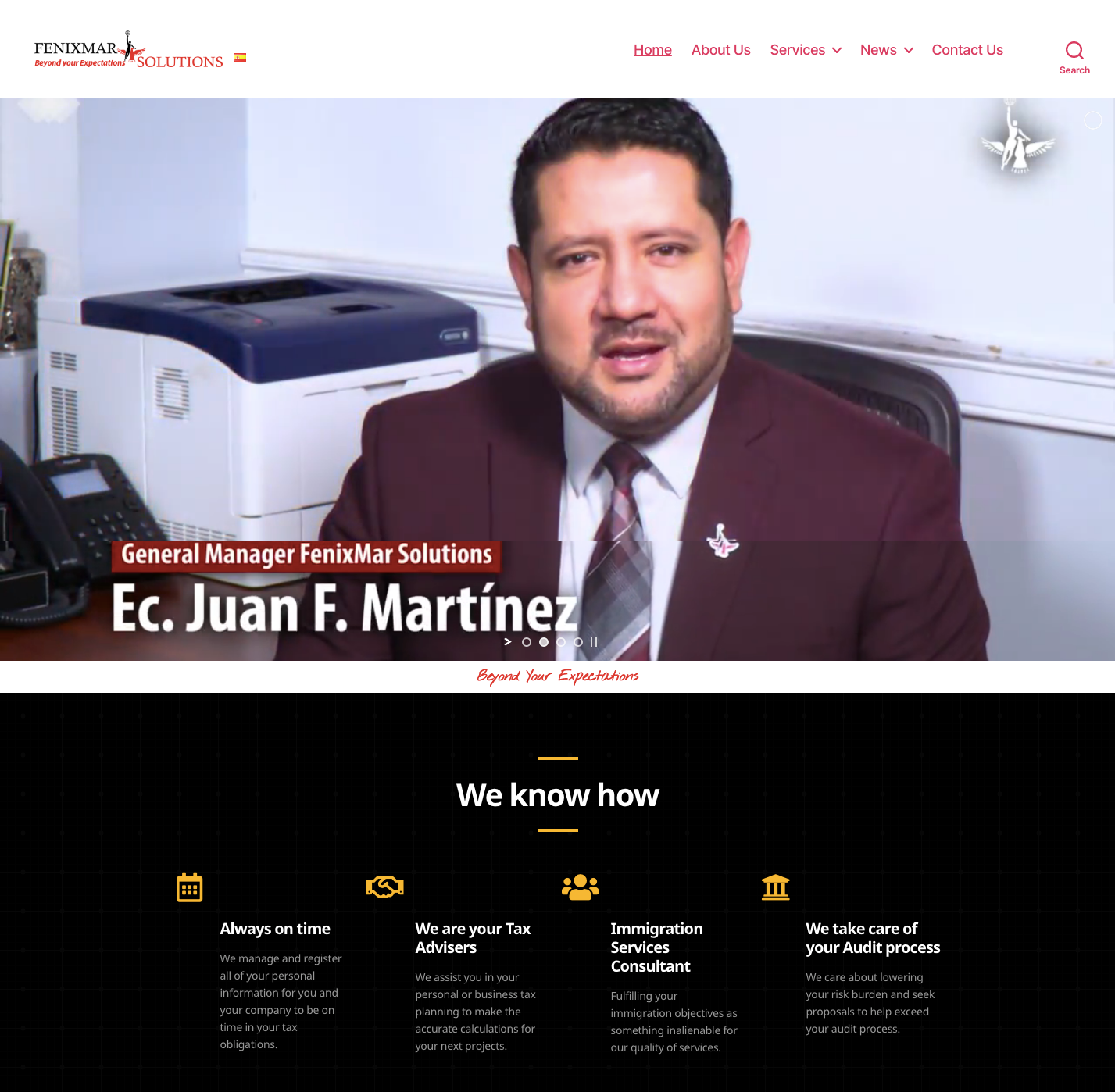 fenixmarsolutions.com