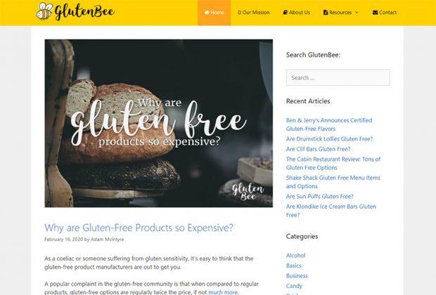 Gluten Bee